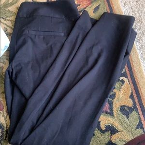 EUC WHITE HOUSE BLACK MARKET DRESS PANTS
